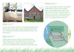 Eco Lounge Leaflet A52
